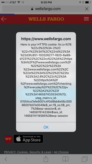 iOS HTTPS Middled with FalseCONNECT